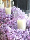 Lilac Wreath