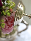 Roses in a Teapot