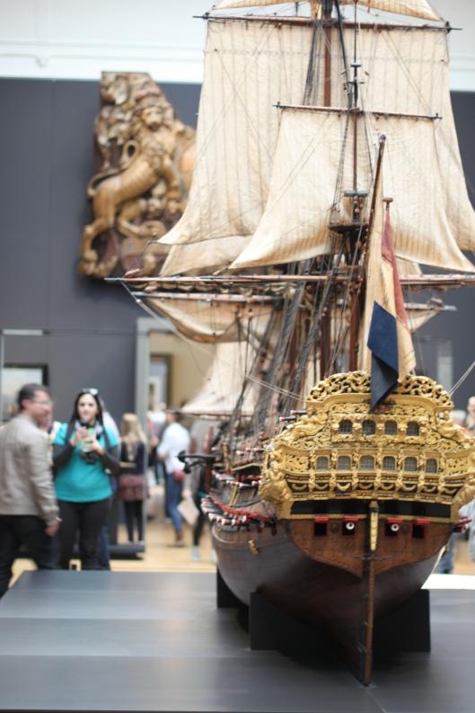 Rijk's Museum Amsterdam